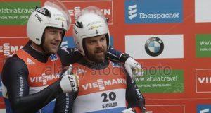 Christian Oberstolz e Patrick Gruber