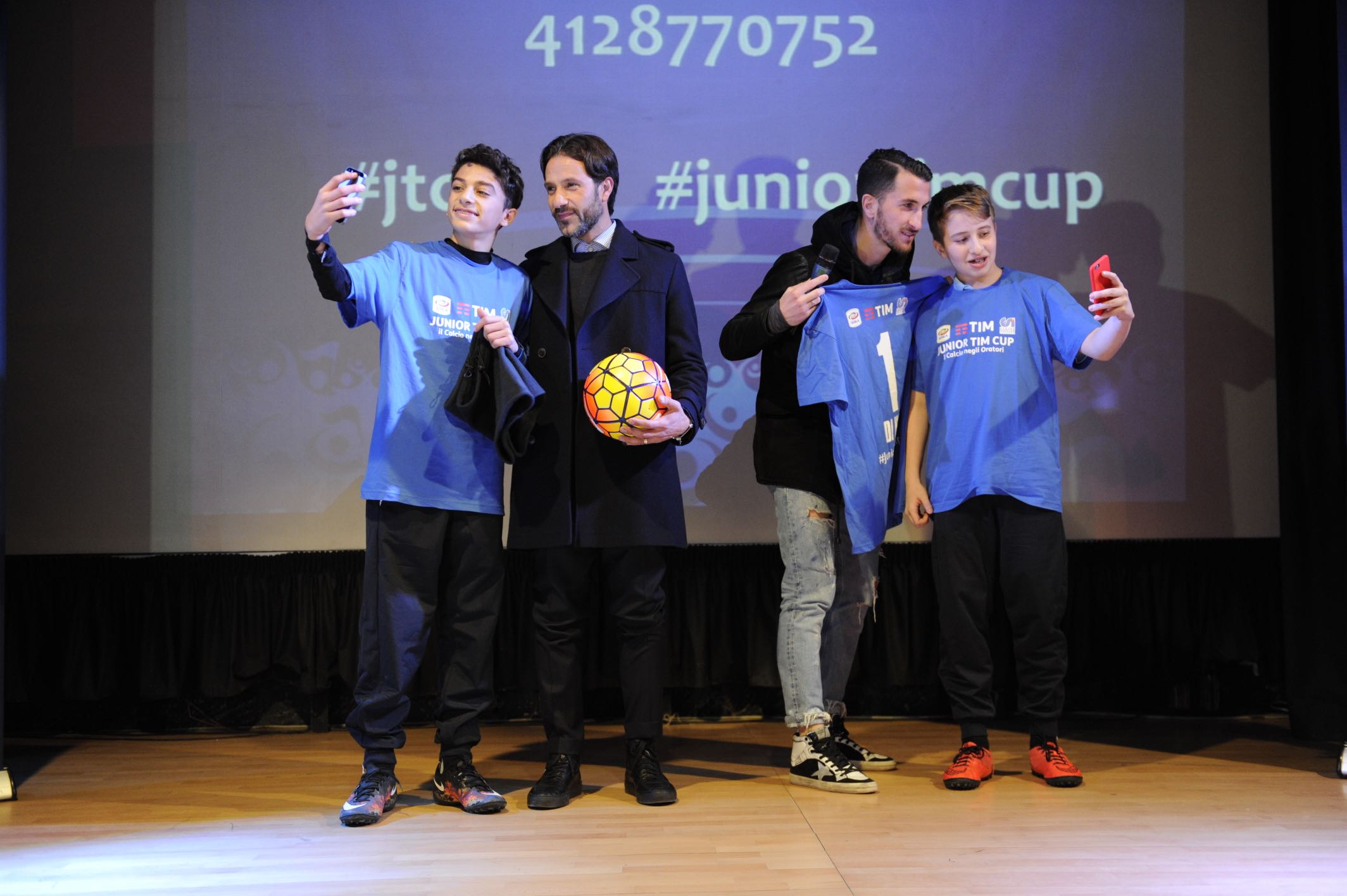 Junior TIM Cup Napoli 3