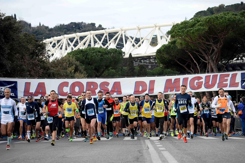 La Corsa Di Miguel 2015