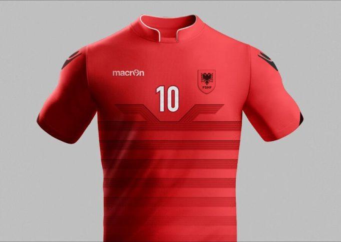 Maglia-Albania