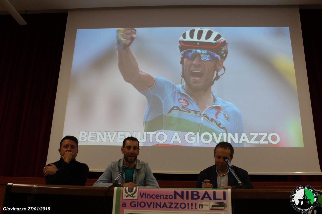 Nibali Giovinazzo