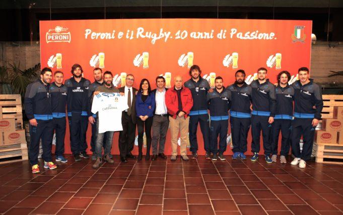 Peroni - FIR 10 anni di passione