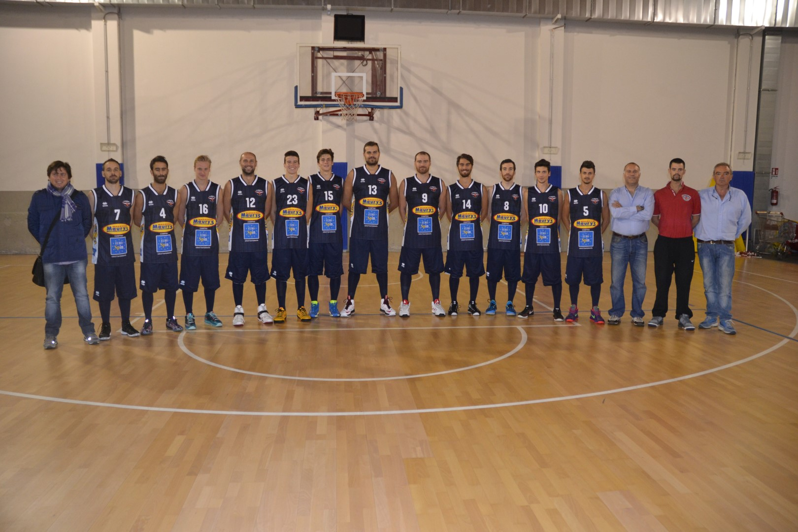 Basket gruppo Grottaferr