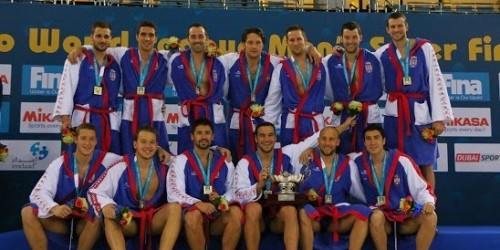 pallanuoto serbia