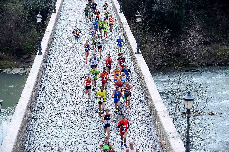passaggio a Ponte Milvio
