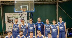 under 20 Colonna basket