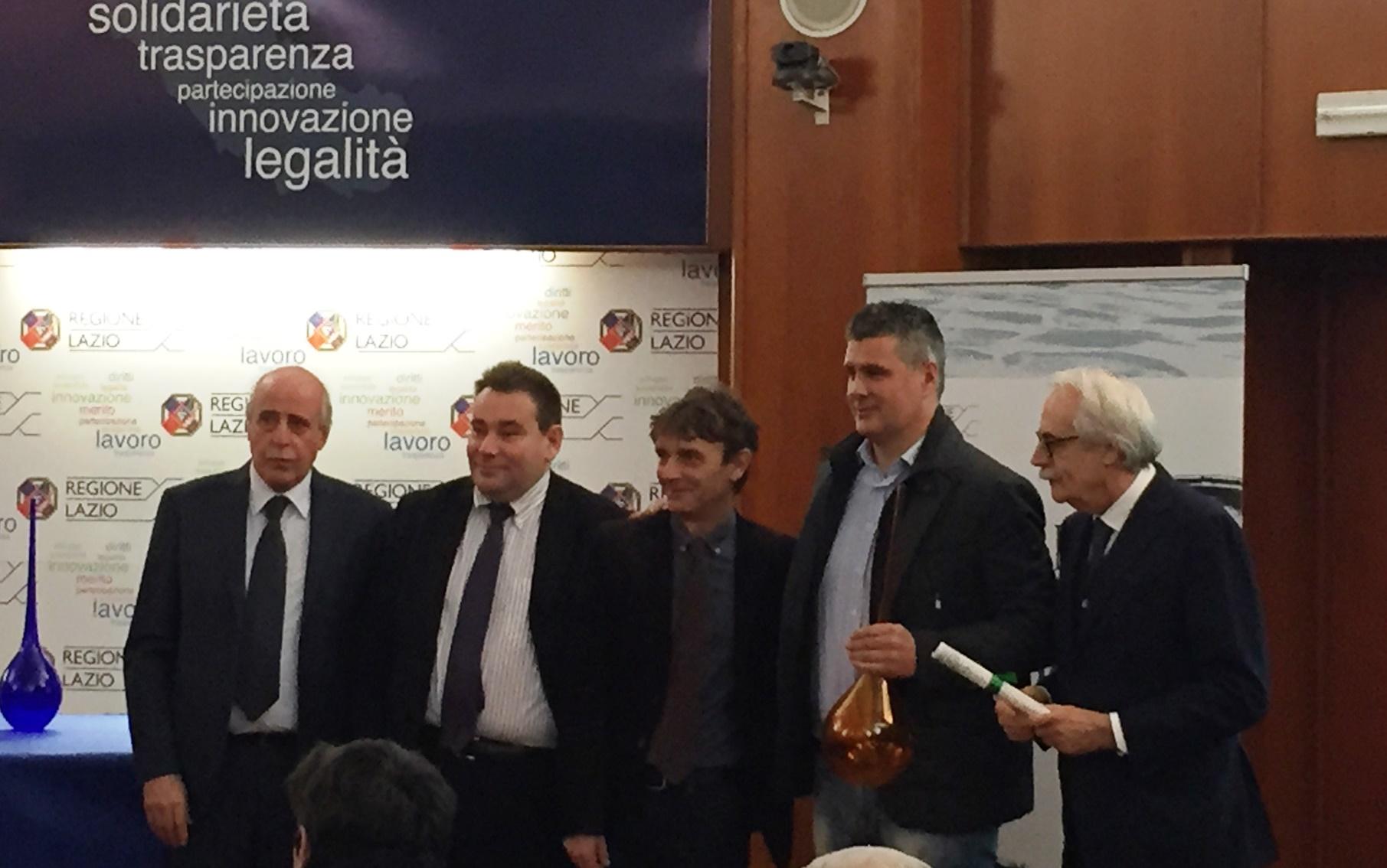 Premio CONI Lazio 2