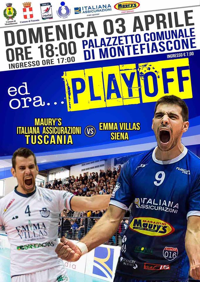 Tuscania affronta Siena