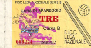 5-Luglio-1987-Campionato-Serie-B-Spareggio-Retrocessione-Serie-C-Lazio-Campobasso