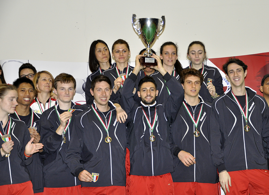 BC Milano, Campione d'Italia 2015