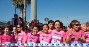 Cagliari di corsa al femminile