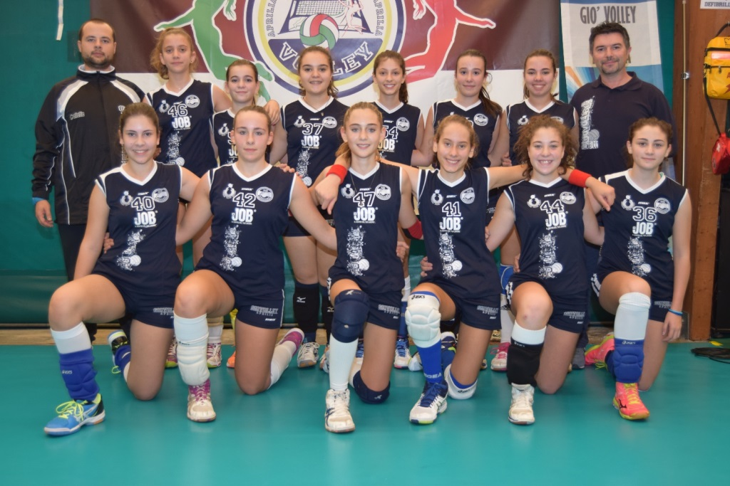 Giò Volley Under 14