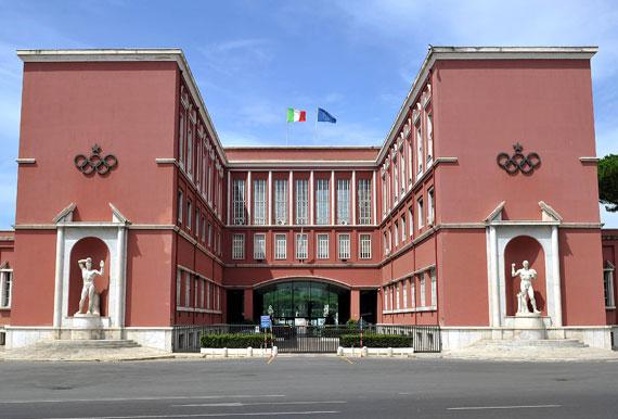 Il palazzo H