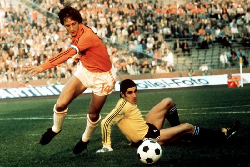 Johan Cruyff: dall'Olanda al Barcellona