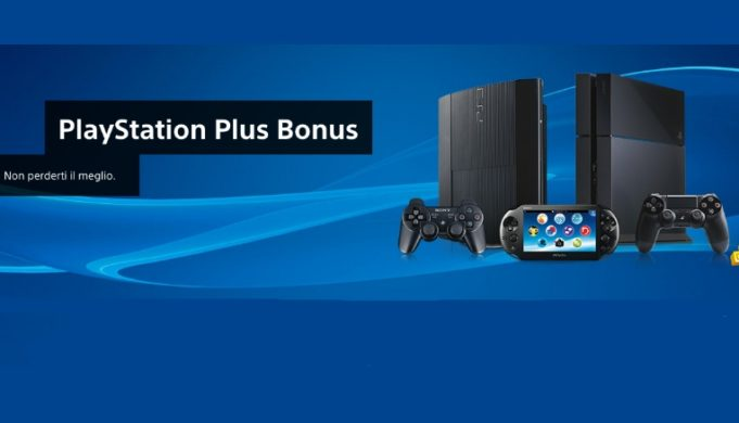 PS Plus Bonus