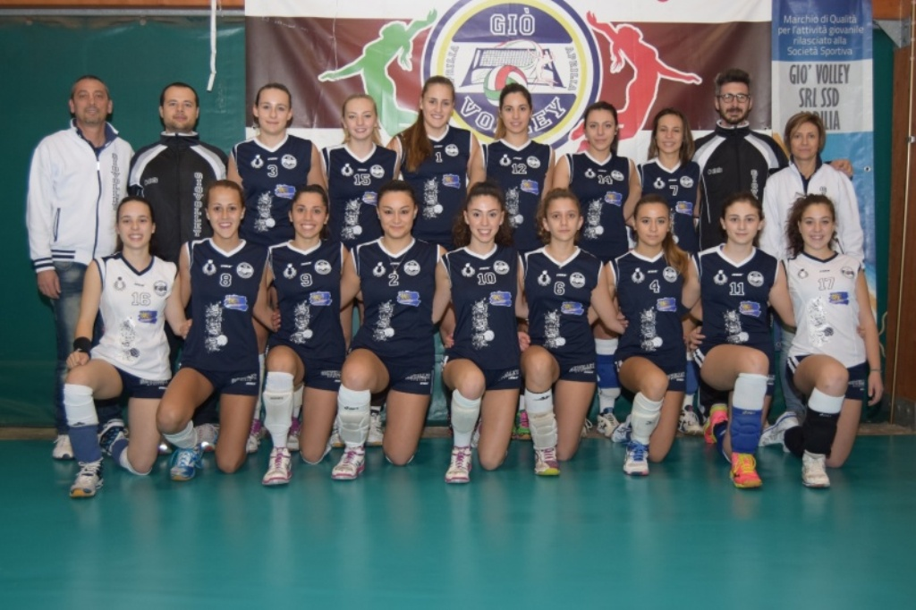 Giò Volley Aprilia