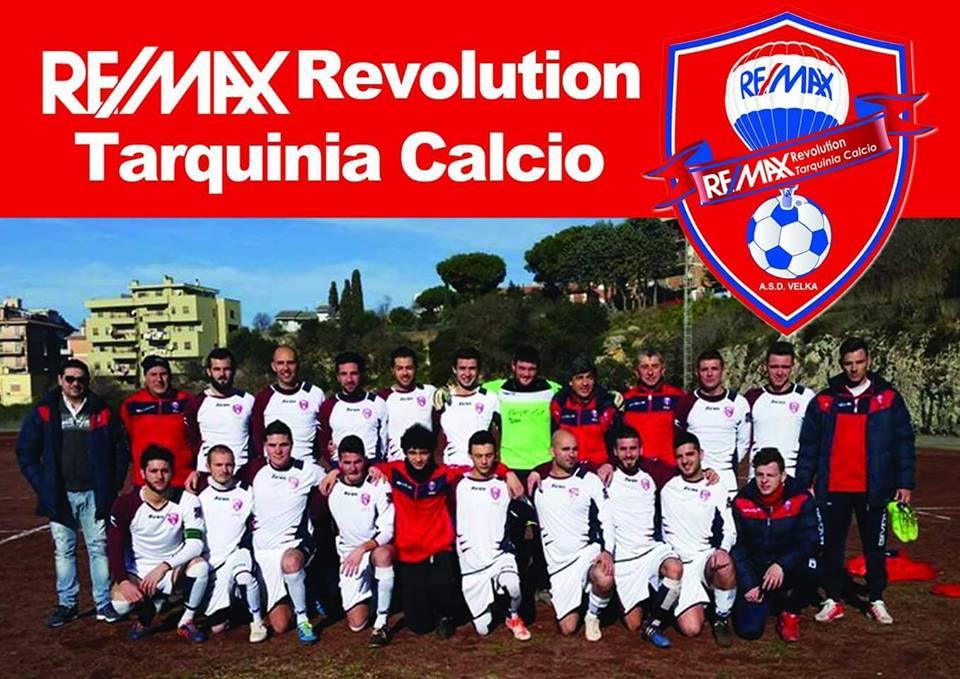 Remax Revolution Tarquinia Calcio