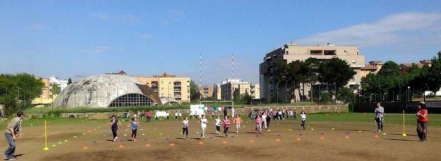 Atletica a Civita Castellana