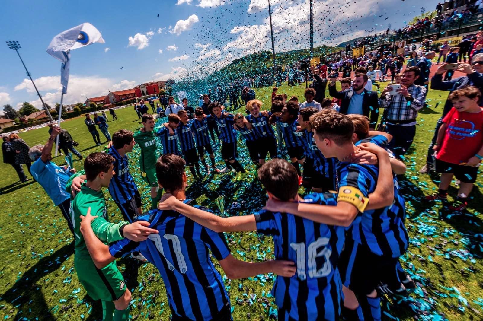 Esultanza Inter 2