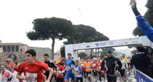 Roma fun run