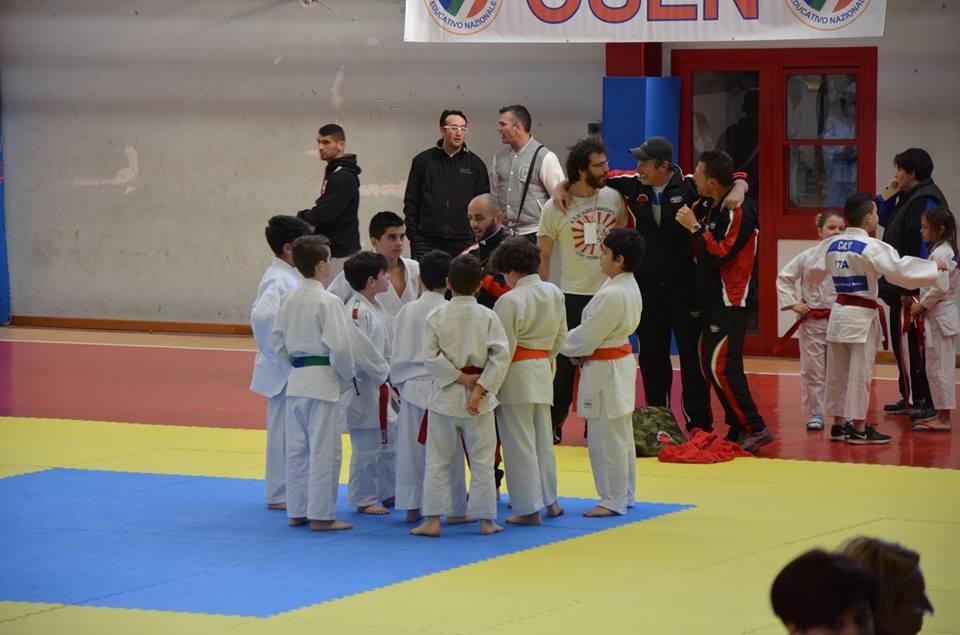 Judo Energon Esco Frascati