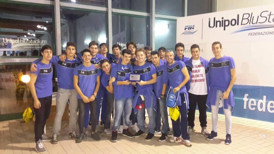 L'Under 17 del 3T Frascati Sporting Village