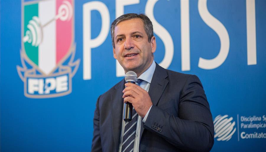 Antonio Urso, presidente Fipe