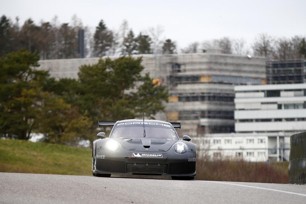 Porsche OP
