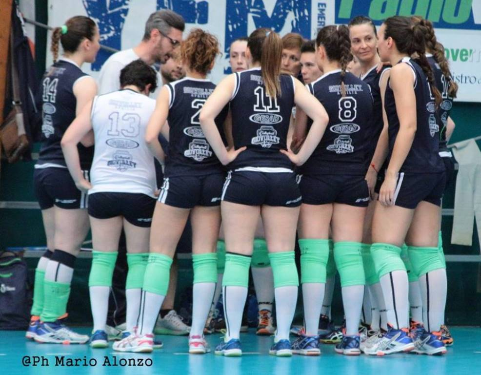 SERIE D GIO VOLLEY