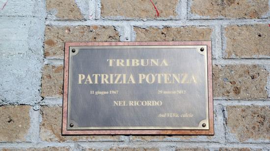 Targa Patrizia Potenza
