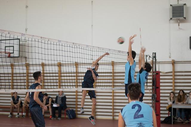 Volley scuola