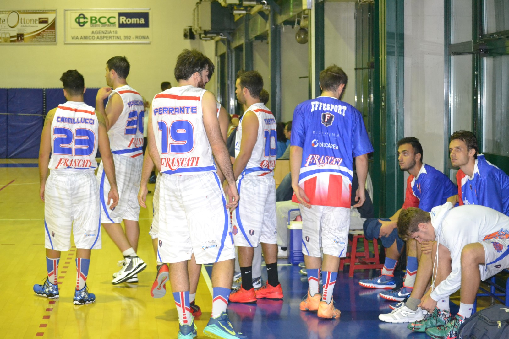Basket Esperia Frascati