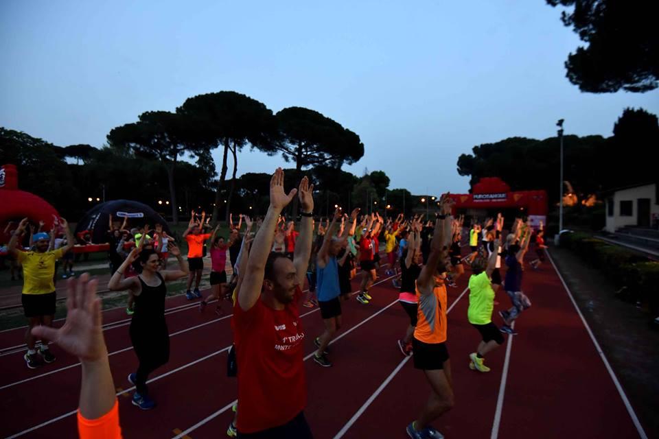 Roma Running Style