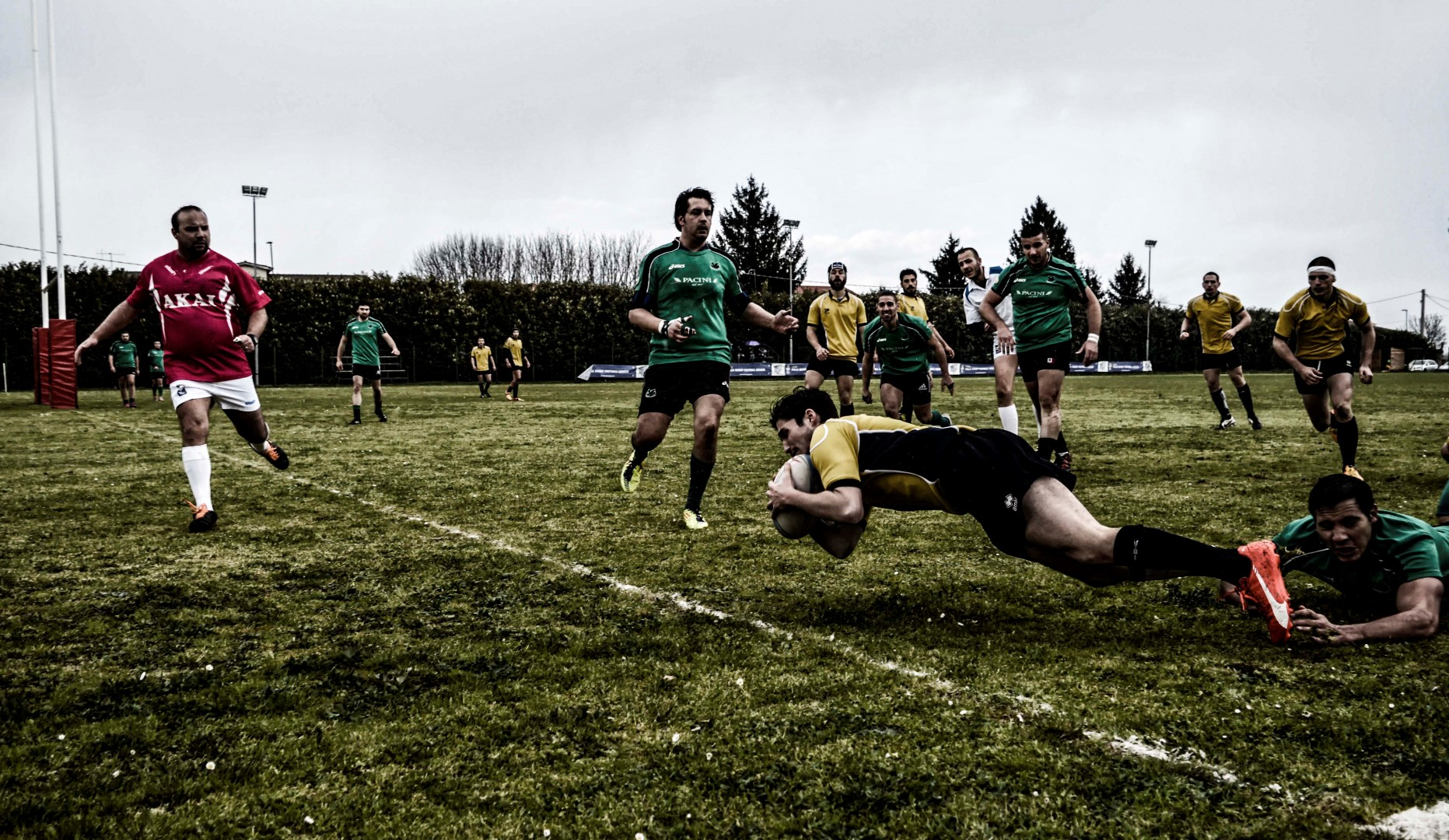 Rugby a 13
