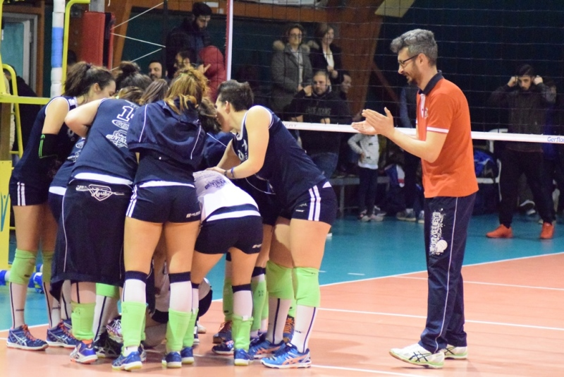 Serie D Giò volley