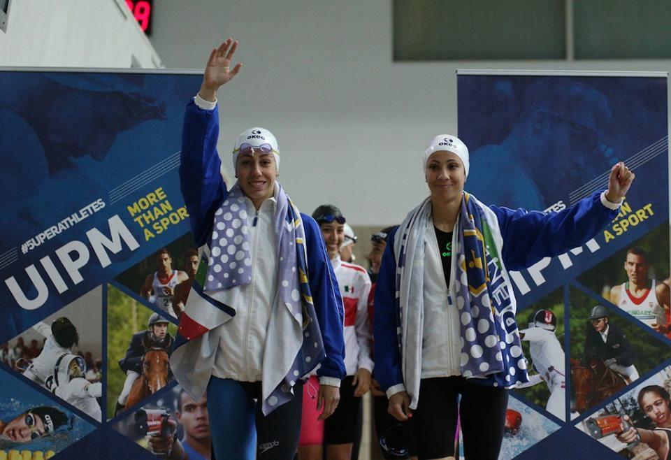 Lavinia Bonessio e Alessandra Frezza