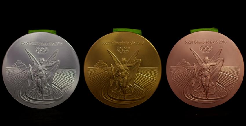 Medaglia de oro - 2 1