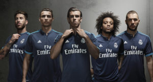Real Madrid terza maglia