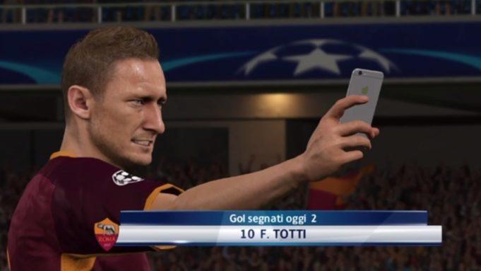 Totti PS4
