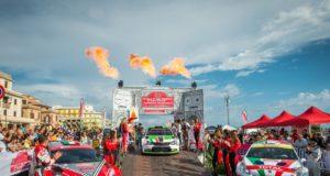 Motori, Rally di Roma