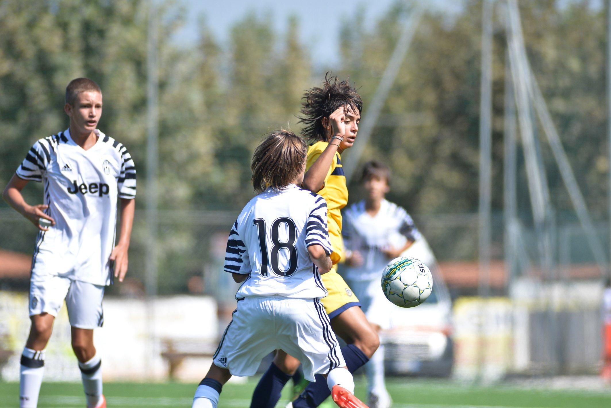 Urbetevere-Juventus