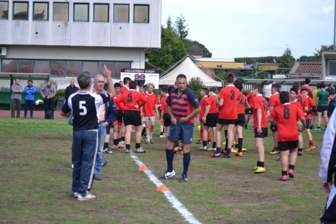 Ldm Colleferro Rugby 1965