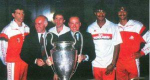 Gullit, Van Basten e Rijkaard