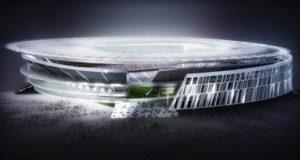 Il progetto di stadio della Roma