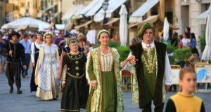 Rievocazioni storiche in Toscana