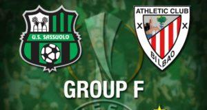 Il gruppo Uefa del Sassuolo