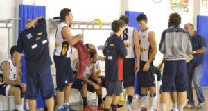 San Nilo Basket Grottaferrata