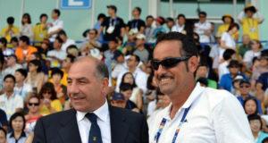 Franco Cattaneo e Giuseppe Abbagnale