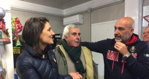 Francesca Quondamcarlo, Riccardo Viola, Sergio Pirozzi