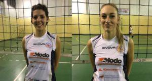 Viviana Aquilanti e Camilla Izzi